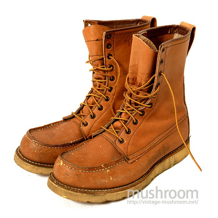 RED WING 877 IRISH SETTER BOOTS( 8EE/MINT )