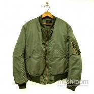 USAF MA-1 FLIGHT JACKET( 8279A/ROLEN SPORTSWEAR CO.)