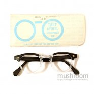TART OPTICAL ARNEL BLACKWOOD GLASSES( DEADSTOCK )