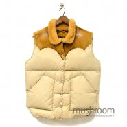 ROCKY MOUNTAIN CHRISTY DOWN VEST