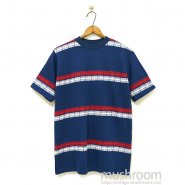 CAMPUS UNUSUAL STRIPE T-SHIRT
