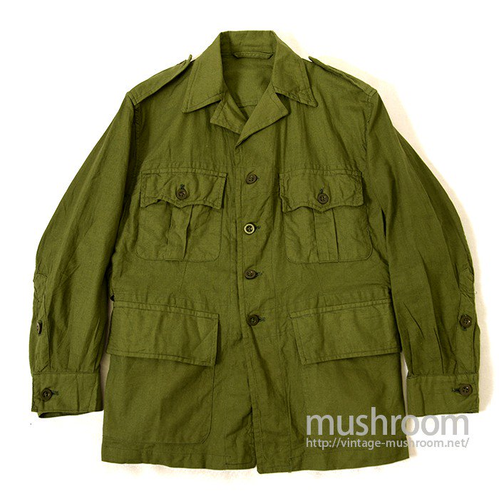 BRITISH ARMY BUSH JACKET( 1954 )