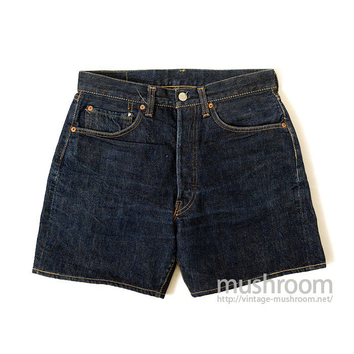 LEVI'S 501XX CUT OFF JEANS