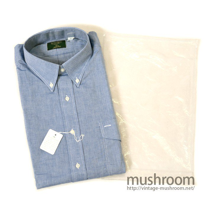 GITMAN BROS COTTON BD SHIRT( DEADSTOCK )