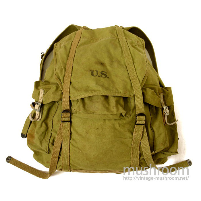 U.S.MILITARY CANVAS RUCKSACK