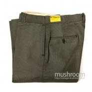 WASHINGTON DEE CEE PIN-STRIPE WORK TROUSER( STIFEL/DEADSTOCK )