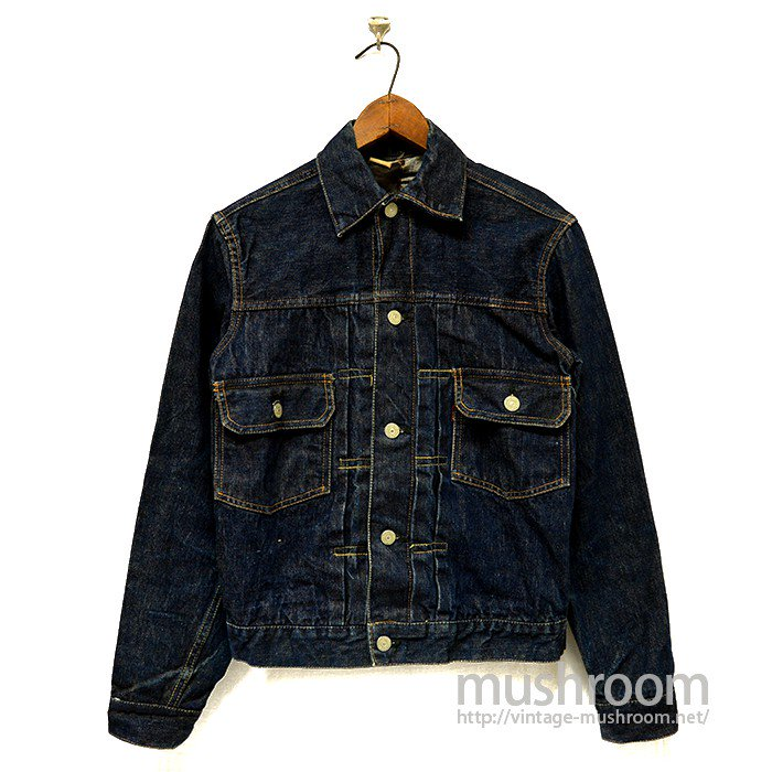 LEVI'S 507XX DENIM JACKET( ONE-SIDE TAB/MINT )