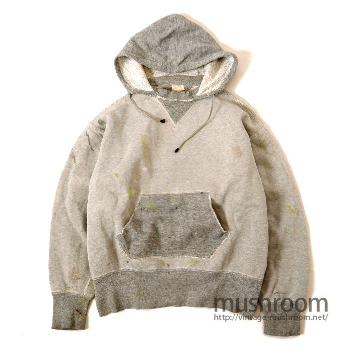 DUXBAK W/V SWEAT SHIRT WITH AFTER HOODY