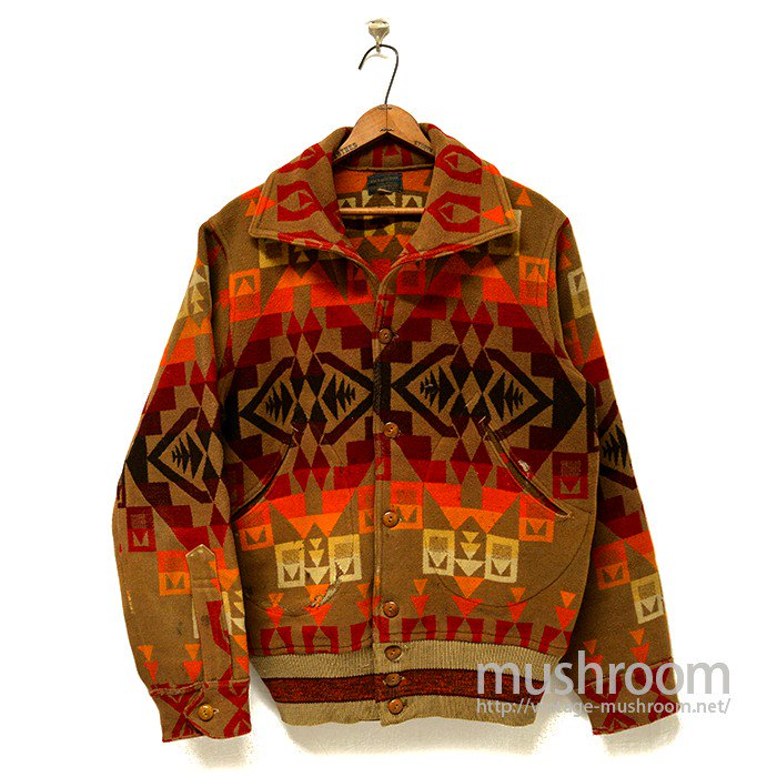 PENDLETON NATIVE-BLANKET JACKET