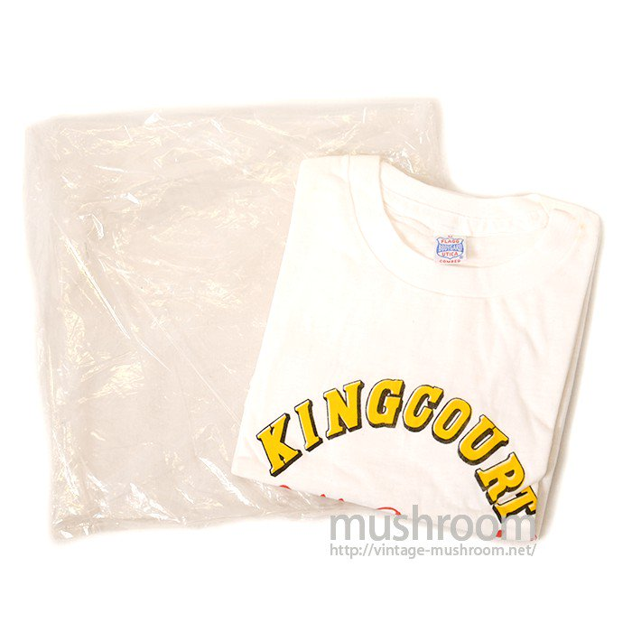 BODYGARD COLLEGE T-SHIRT( DEADSTOCK )