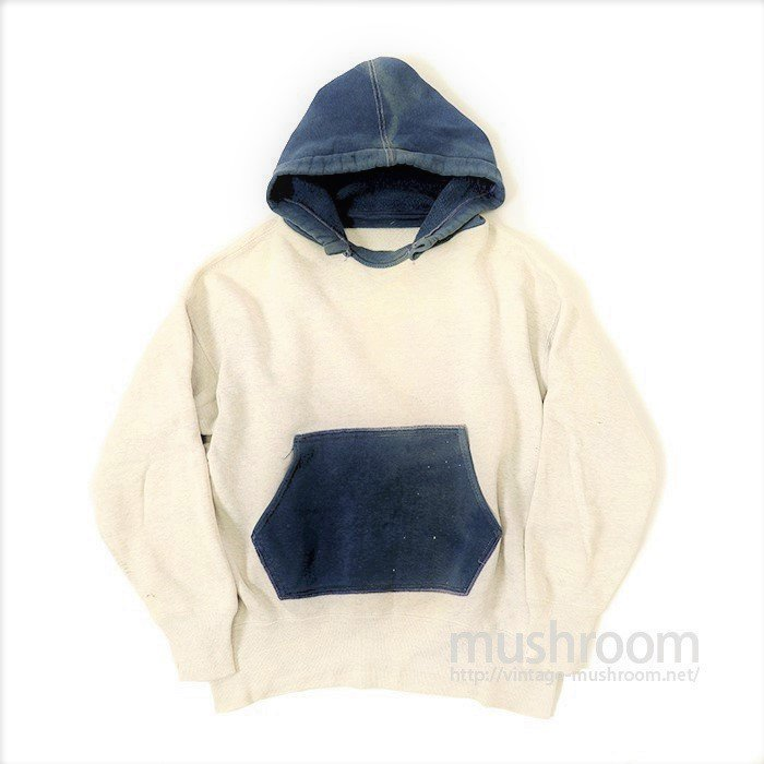 PILGRIM TWO-TONE AFTERHOODY SWEAT SHIRT