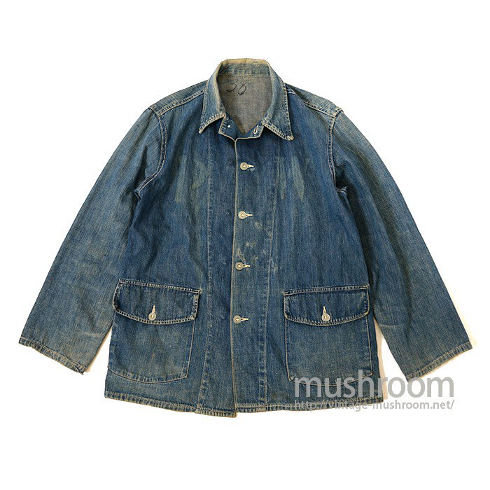 U.S.ARMY PW DENIM COVERALL