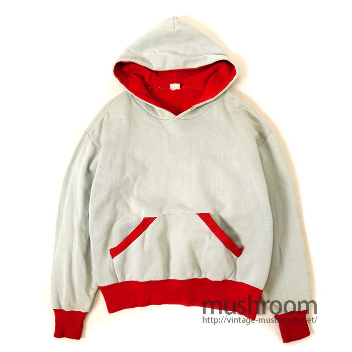 AKOM TWO-TONE SWEAT HOODY