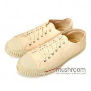 MW SKIPS CANVAS ATHLETIC SHOE( DEADSTOCK )