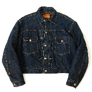 LEVI'S 517XX DENIM JACKET( DARK INDIGO )