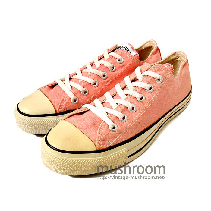 CONVERSE ALL-STAR CANVAS SHOES( 8/DEADSTOCK)