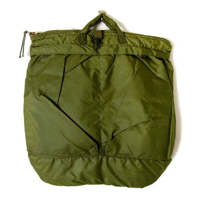 U.S.MILITARY HELMET NYLON BAG( DEADSTOCK )
