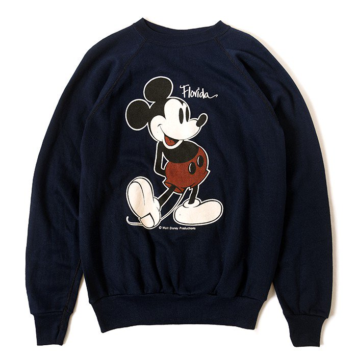 OLD MICKY MOUSE SWEAT SHIRT( DEADSTOCK )