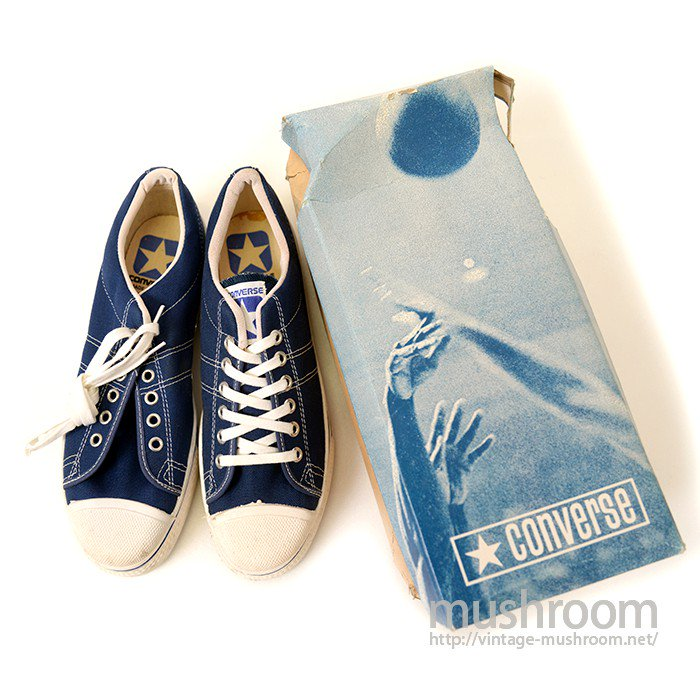 CONVERSE STRAIGHT SHOOTER CANVAS SHOES( DEADSTOCK )