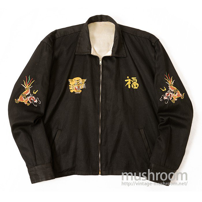 65-66 VIET-NAM TOUR JACKET( MINT )