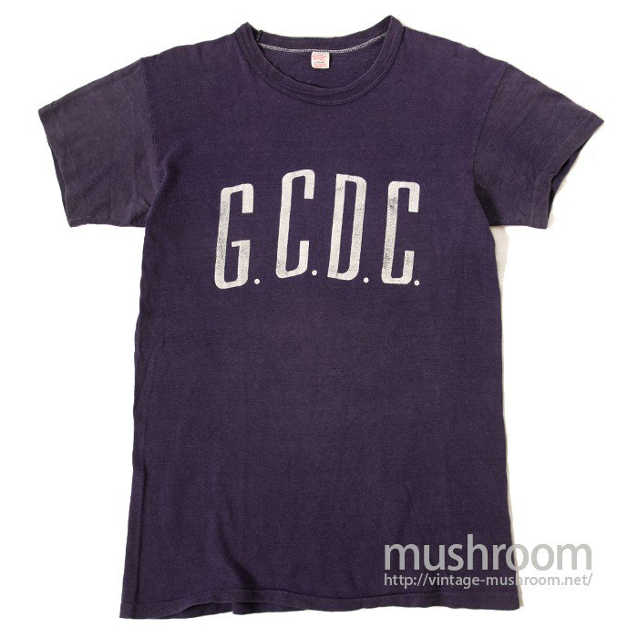 "RUSSELL SOUTHERN CO ""C.C.D.C"" T-SHIRT"