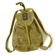 THE BY EASTER CANVAS RUCKSACK WITH TALON'S BALL-CHAIN ZIPPER
