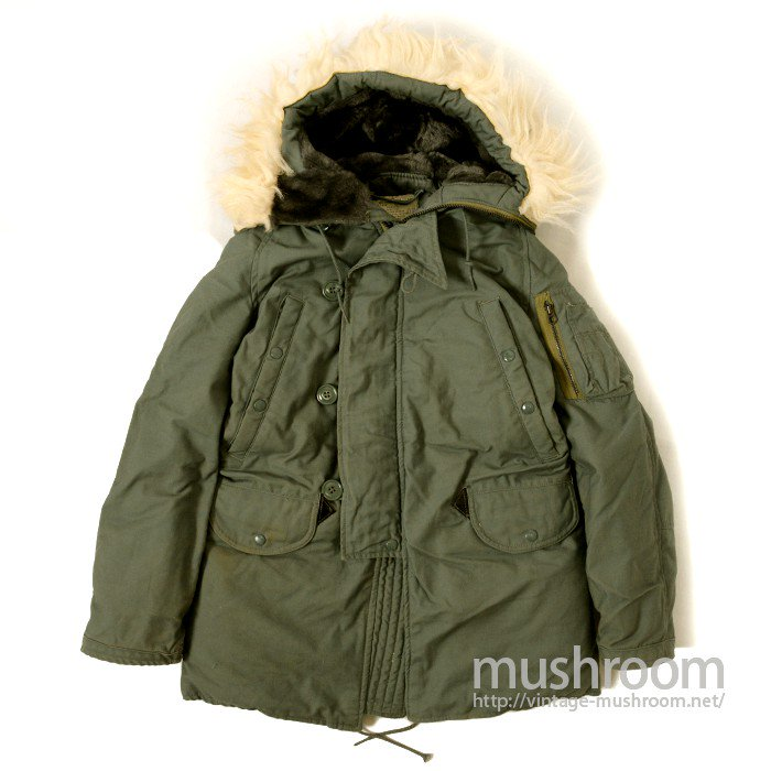 N-3B FLIGHT JACKET( XXS/NON-WASHED )
