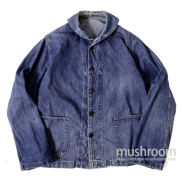 U.S.NAVY DUNGAREE DENIM JACKET