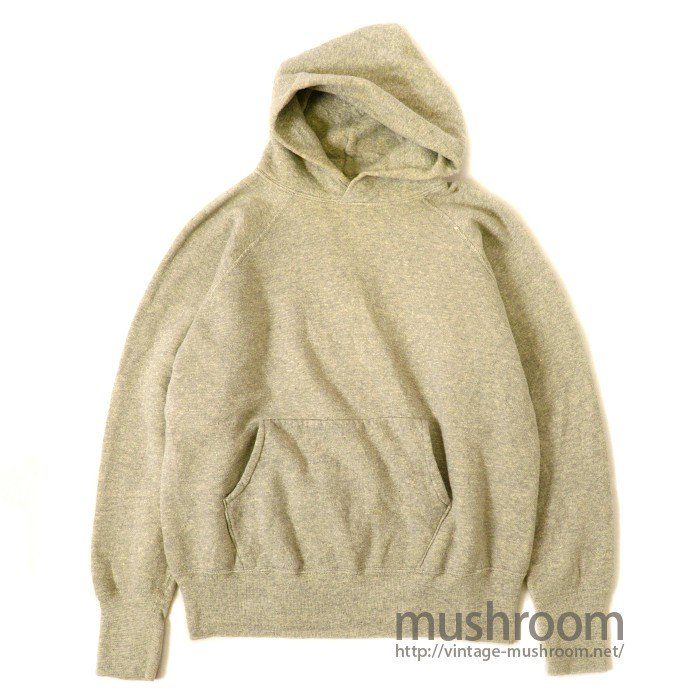 OLD ASH GRAY SWEAT HOODY( MINT )