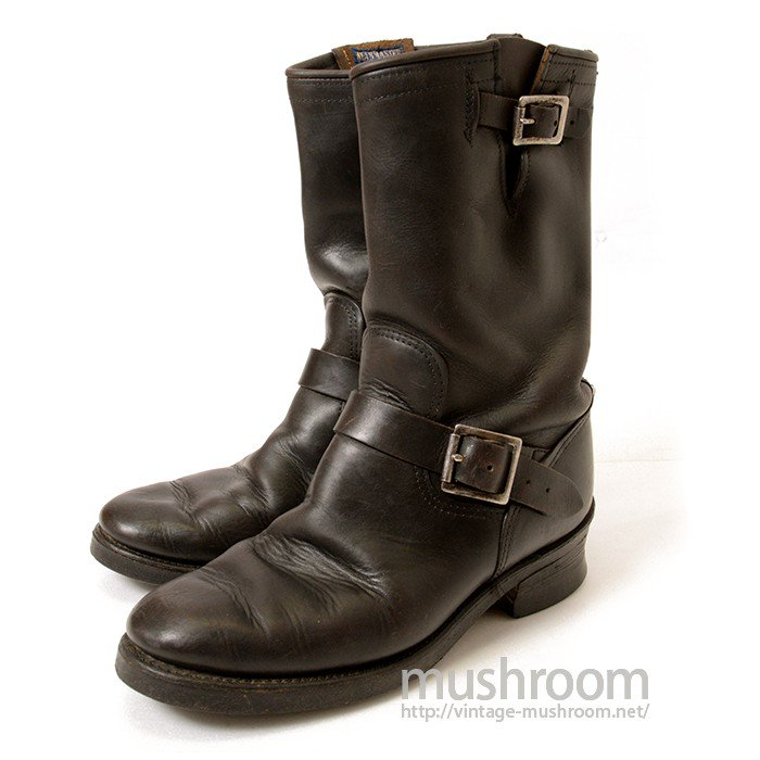 SEARS WEARMASTER ENGINEER BOOTS