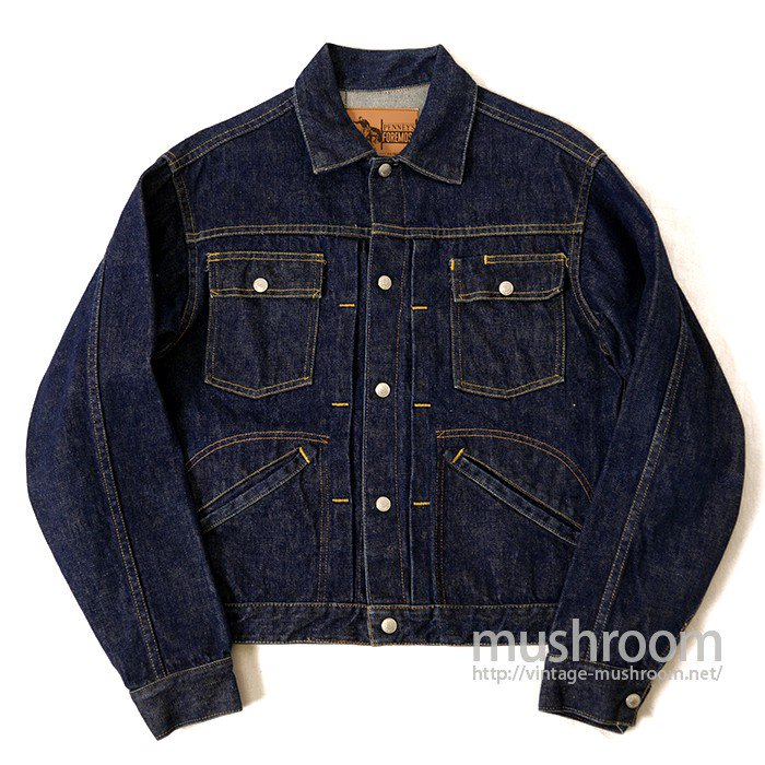 PENNEY'S FOREMOST DENIM JACKET