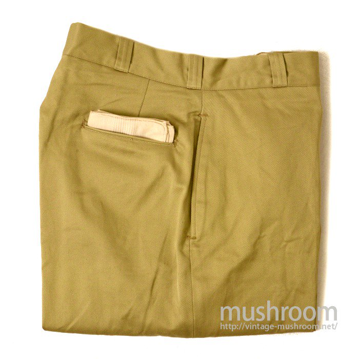 U.S.ARMY CHINO TROUSER( DEADSTOCK )