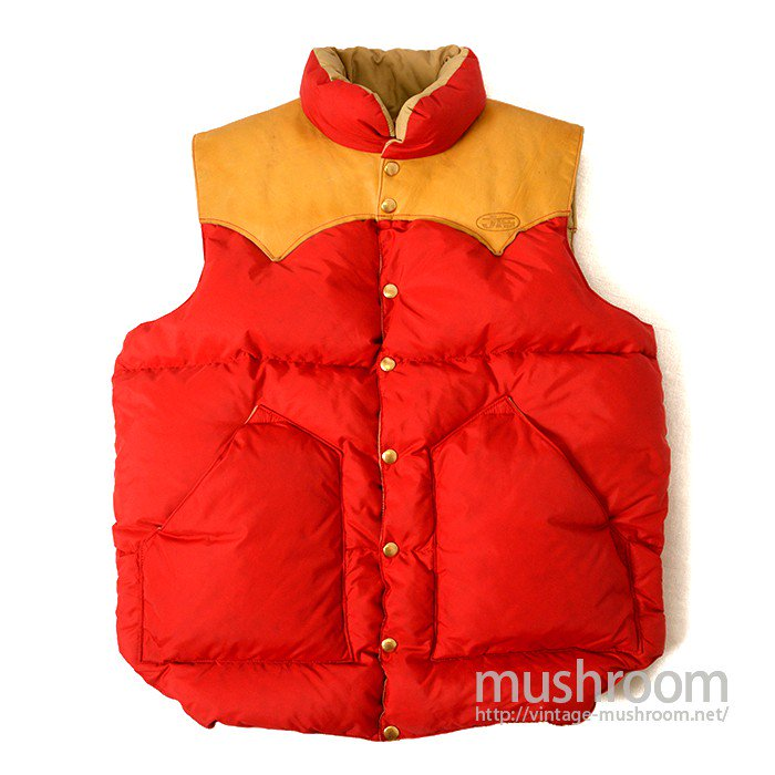 ROCKY MOUNTAIN DOWN VEST( JT RACING USA  )