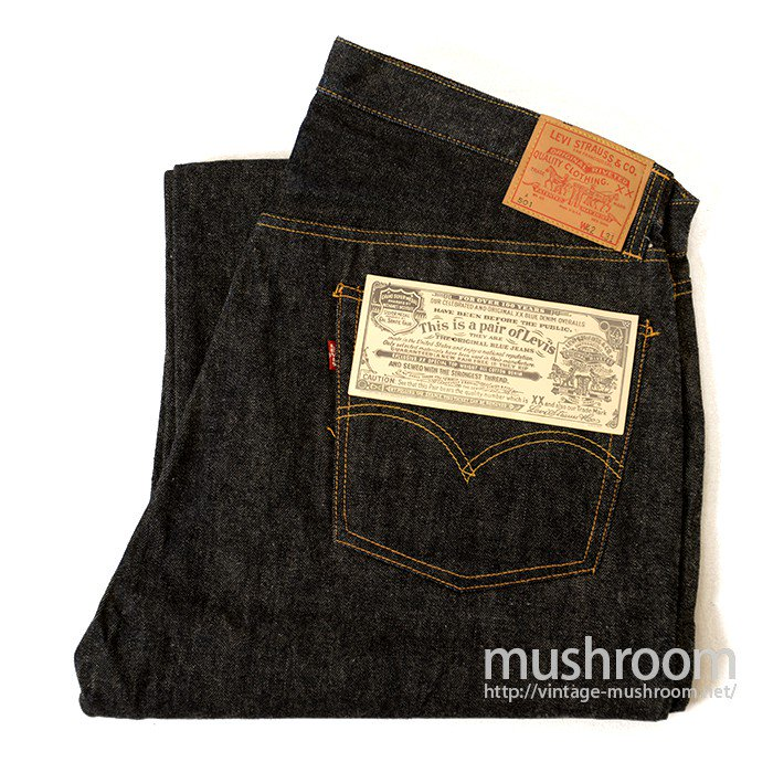 LEVI'S 501E A-TYPE JEANS( DEADSTOCK )