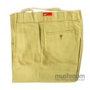 DICKIES CHINO WORK TROUSER( DEADSTOCK )