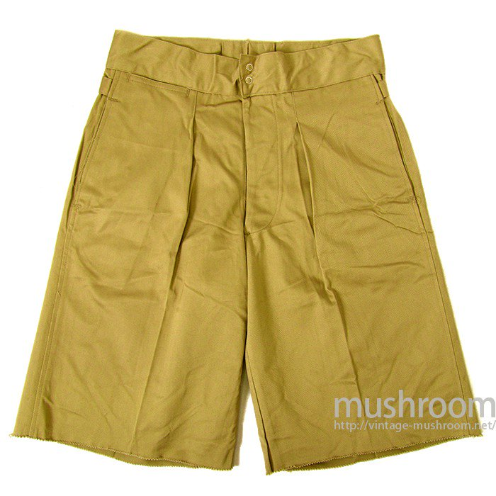 U.S.MILITARY  CHINO SHORTS( W34/DEADSTOCK )