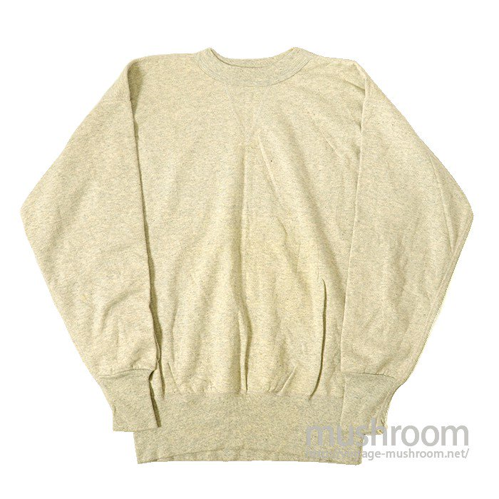 FRUIT OF THE LOOM SINGLE V SWEAT SHIRT( DEADSTOCK )