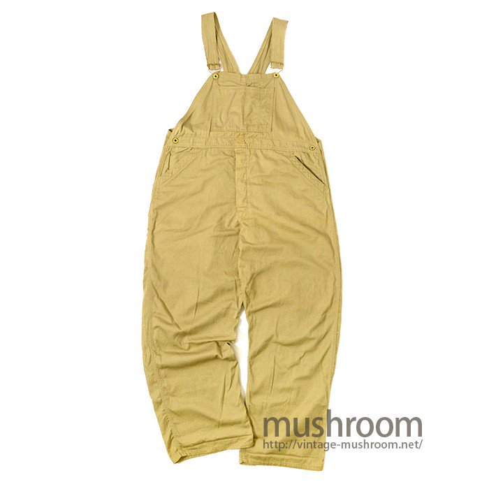 DUBBLE WARE COTTON OVERALL( MINT )