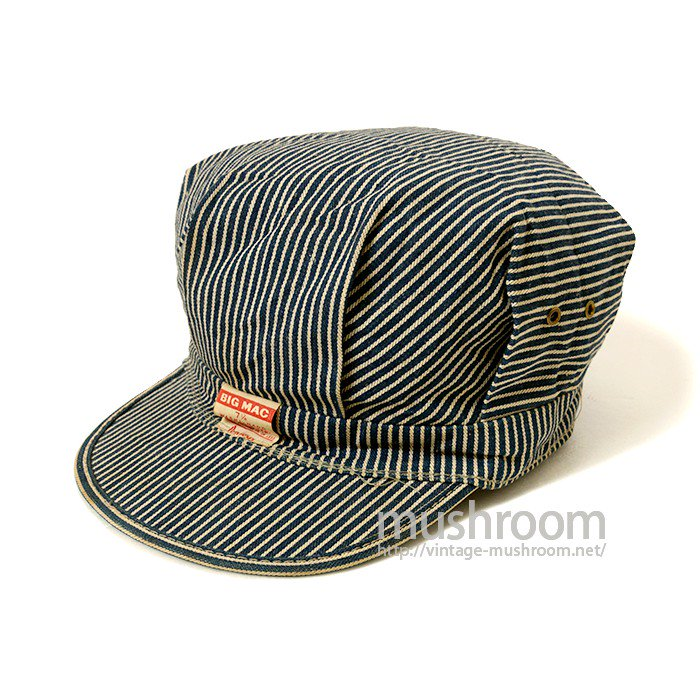 BIG MAC HICKORY STRIPE WORK CAP( MINT )