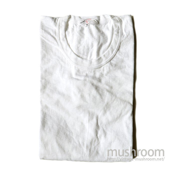 SEARS PLAIN COTTON T-SHIRT( ONE WASHED/UNUSED )