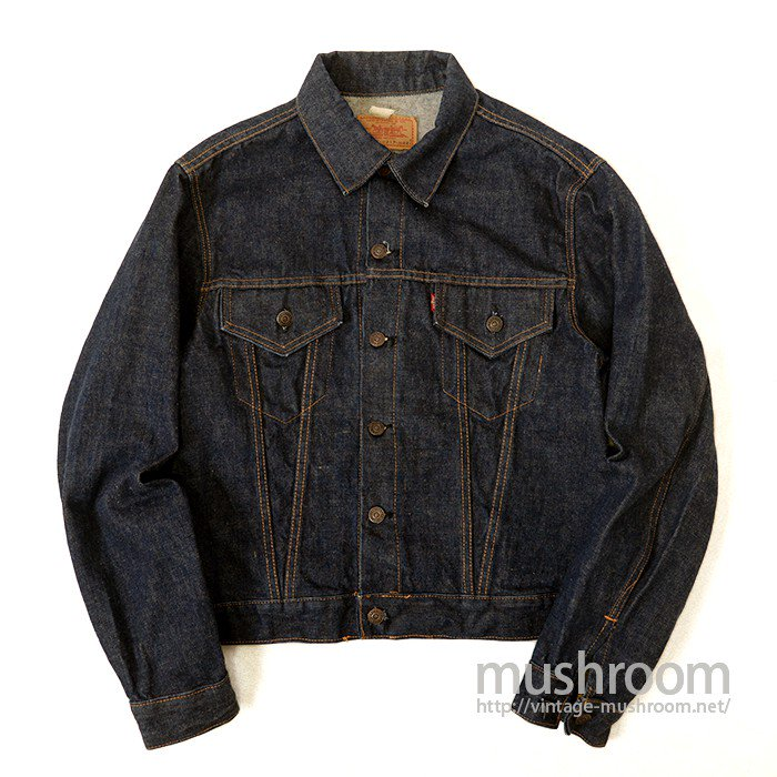 LEVI'S 70505E DENIM JACKET( ONE-WASHED )
