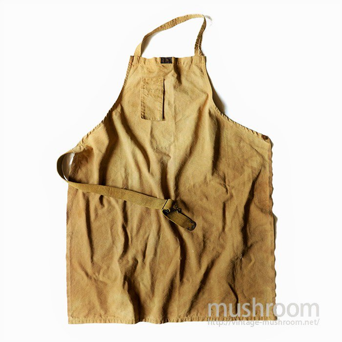Lee BROWN DUCK WORK APRON