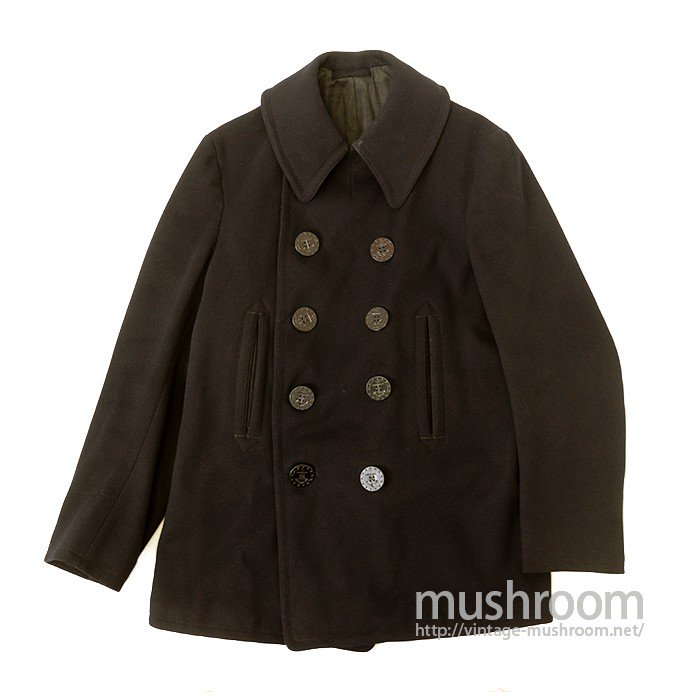 U.S.NAVAL CLOTHING FACTORY P-COAT( AFTER WW1/MINT )