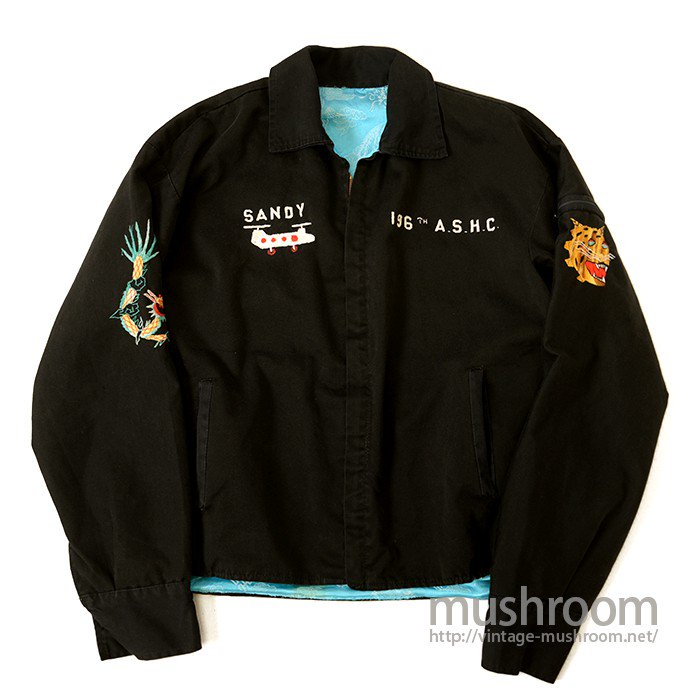 VIET-NAM TOUR JACKET( TAILOR MADE )