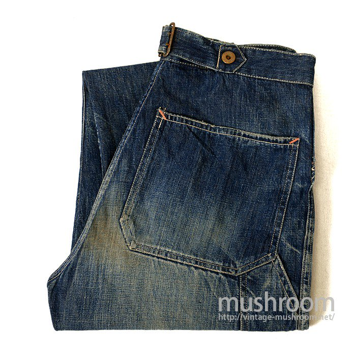 THE BIG MOORE DENIM WORK PANTS