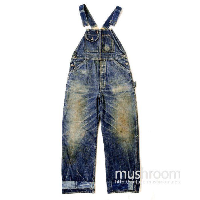 CAPITOL CITY DENIM  OVERALLS
