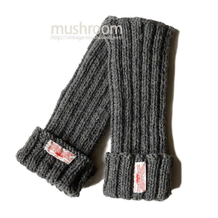 WW2 AMERICAN RED CROSS KNIT GLOVE( MINT )