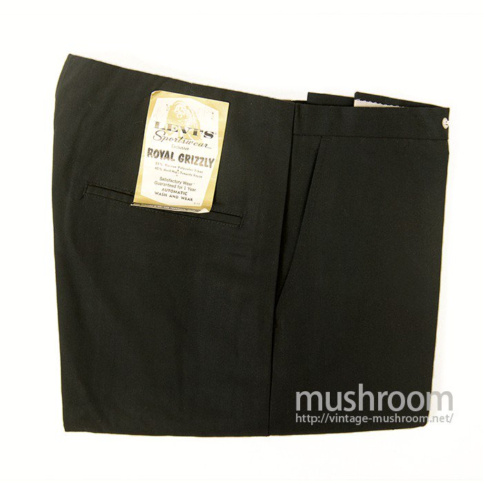 LEVI'S SPORTSWEAR TAPERED PANTS( DEADSTOCK )
