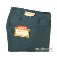 LEVI'S 516-9816 STA-PREST TAPERED PANTS( DEADSTOCK )
