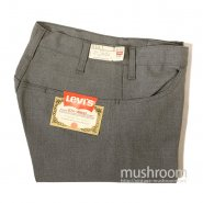LEVI'S 516-9855 STA-PREST TAPERED PANTS( DEADSTOCK )